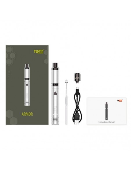 Yocan Armor Vaporizer Pen for Concentrate 1