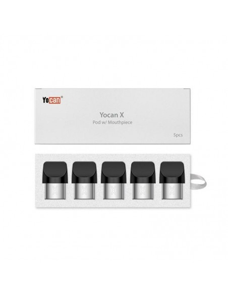 Yocan X Replacement Pod 0