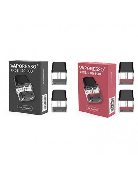 Vaporesso XROS Replacement Pods 0