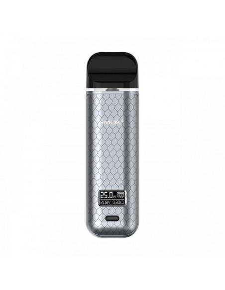 Smok Novo X Kit Silver Cobra kit 1pcs:0 US