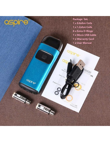 Aspire Breeze kit All-In-One Starter Kit 1