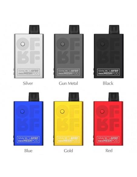 Smok NexMesh Pod Kit 0