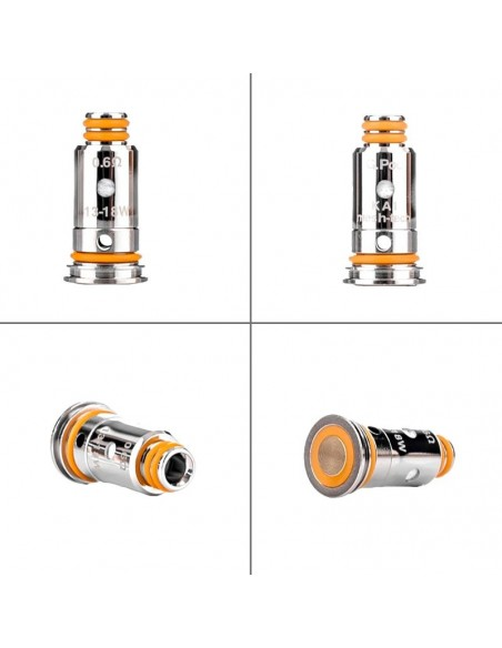 GeekVape Aegis Replacement Pods & G Pod Coil 2