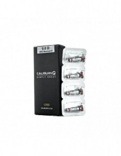 Uwell Caliburn G Replacement Coils 0