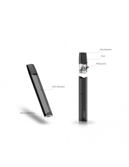 SMOK Infinix kit-Pod System KIT-250Mah 2