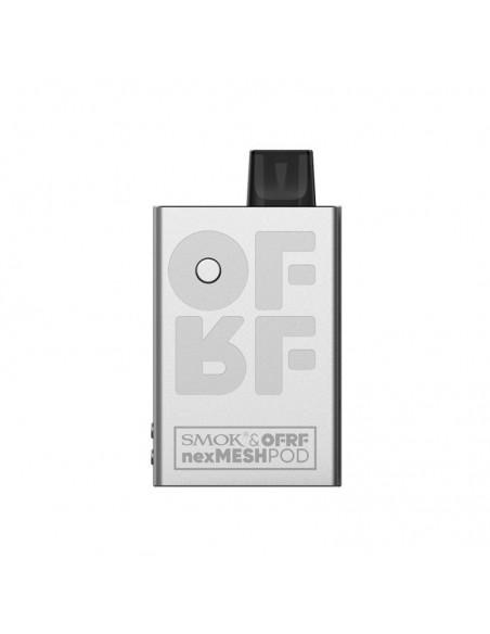 Smok NexMesh Pod Kit Silver 1pcs:0 US