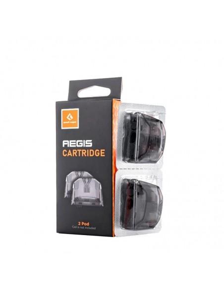 GeekVape Aegis Replacement Pods & G Pod Coil Aegis Pod 2pcs:0 US