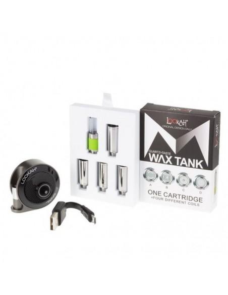Lookah Snail Wax Vaporizer 1