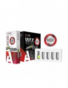 Lookah Snail Wax Replacement Coils and Mouthpiece 0