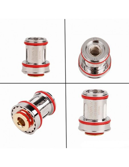 Uwell Crown 4 Dual SS904L Coil 3