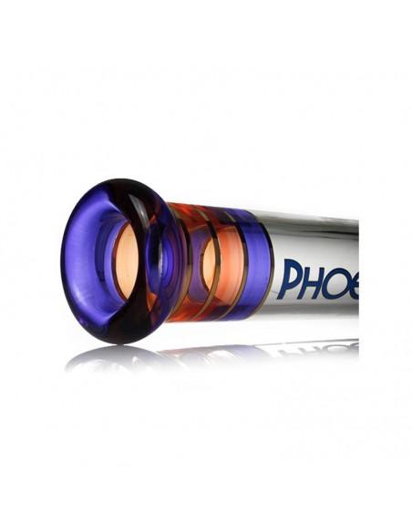 PHOENIX STAR Straight Tube Bong 7mm 18 Inches 3
