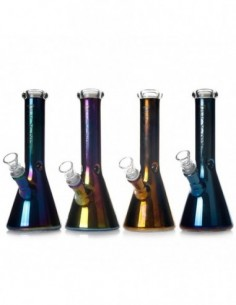 PHOENIX STAR Gradient Beaker Bong 10 Inches 0