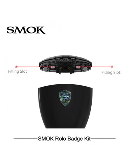 Smok Rolo Badge Pod kit-Starter Kit-10 ml&250mAh 5