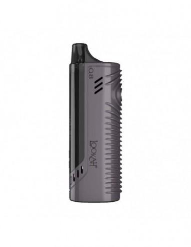 Lookah Q8 Wax Vaporizer Grey Kit 1pcs:0 US