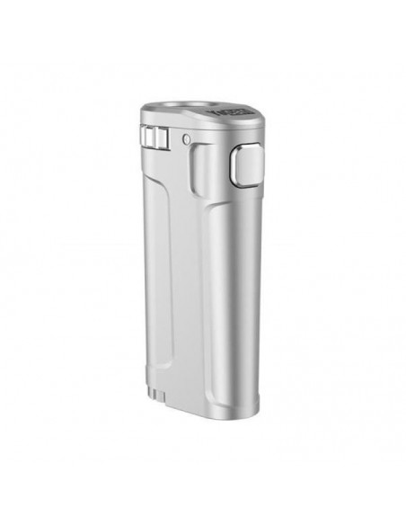 Yocan Uni Twist 510 Thread Box Mod Silver 1pcs:0 US