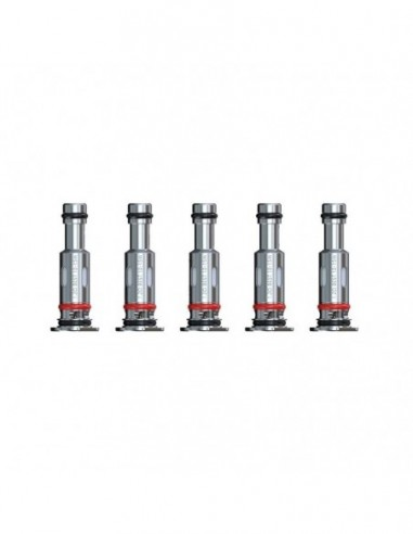 Smok Novo 4 Replacement Coils LP1 Meshed 1.2 ohm 5pcs:0 US