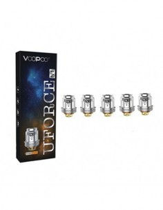 VOOPOO Replacement Coils U2/ U4/ U6/ U8/ N1/ N2/ N3/ R1/ D4/ P2 FOR Uforce/ Uforce T1 0