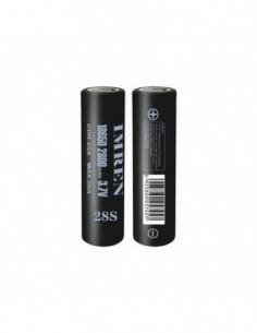 Imren 18650 Battery 2800mAh 50A 2pcs