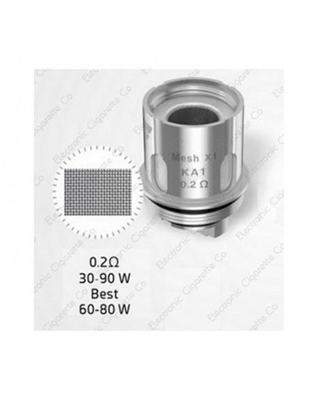 Geekvape  Shield/Illusion Mini IM1 0.4ohm Coil/ IM4 0.15ohm Coil/ X1 0.2ohm Coil/ X2 0.3ohm Coil. 0.2ohm:0 0