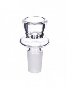 14mm Male Bowl With Easy Circular Handle 0