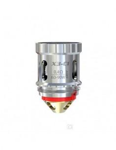 IJOY Captain Coil X3-C1/ C2/ C1S/ Mesh Coil Atomizer Core for IJOY Avenger Capain X3 Subohm Vape Tan