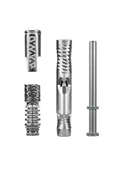 Dynavap M 2021 Dry Herb Vaporizer Stainless Steel 1pcs:0 US