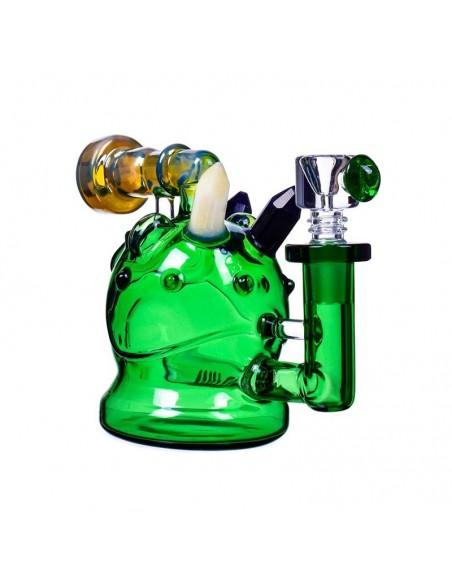The Wendigo Spikey Monster Bong & Dab Rig 1