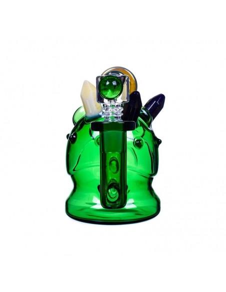 The Wendigo Spikey Monster Bong & Dab Rig 2
