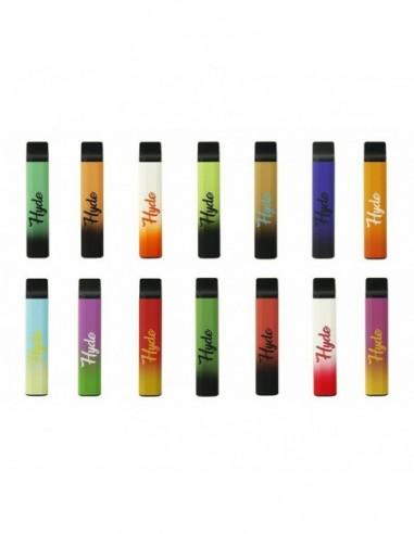 Hyde Edge Edition Disposable Vape Pen Honeydew Punch 1pcs:0 US