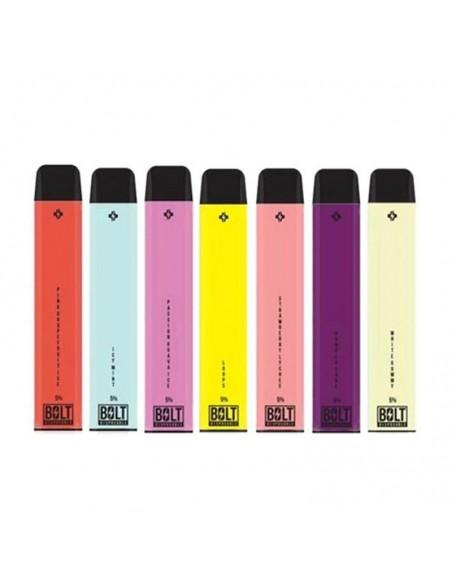 Bolt PLUS Disposable Vape Pen Icy Mint 1pcs:0 US