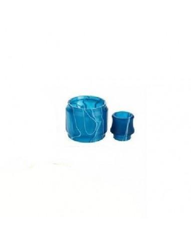 Resin Tube For TFV8 / TFV8 Big Baby / X-Baby / TFV12 / TFV12 Prince TFV8 Blue:0 0