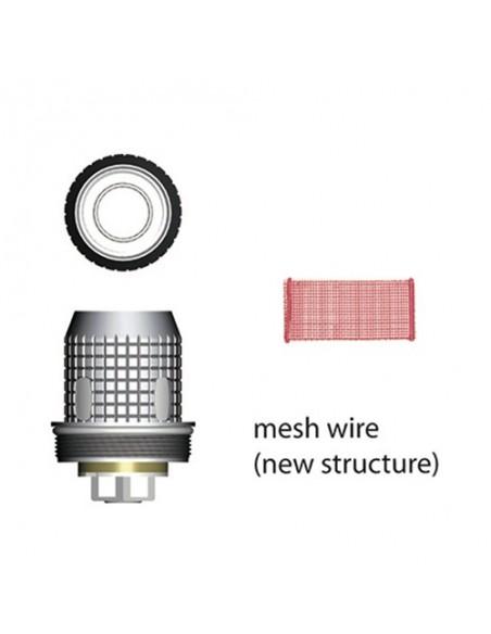 FreeMax Fireluke Mesh Coils 0.15ohm/ SS316L 0.12ohm coils (5pcs/pack) 1