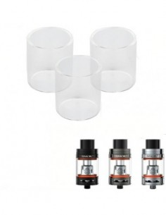 SMOK TFV8  Replacement Pyrex Glass 3ml/5ml/6ml/7ml