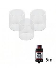 SMOK TFV12 Prince  Replacement Pyrex Glass 5ml/8ml