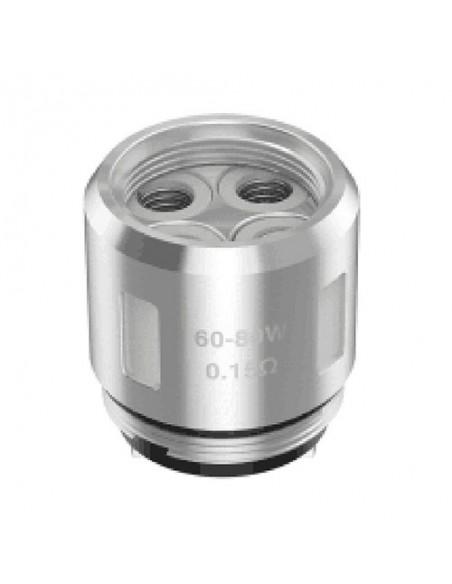 Geekvape  Shield/Illusion Mini IM1 0.4ohm Coil/ IM4 0.15ohm Coil/ X1 0.2ohm Coil/ X2 0.3ohm Coil. 4