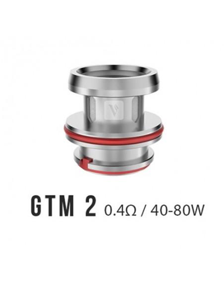 Vaporesso GTM Coil For Cascade Tank(GTM2-0.4ohm/GTM8-0.15ohm) 0.4ohm:0 0