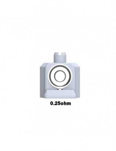 Joyetech ATOPACK JVIC Coil (0.25ohm/0.6ohm)For Atopack Penguin 0.25ohm:0 0