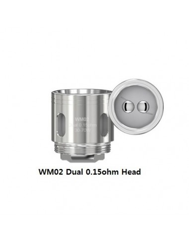 Wismec WM Coils (WM01-0.4ohm/WM02-0.15ohm/WM03-0.2ohm) WM02-0.15ohm:0 0