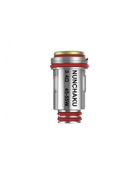 Uwell Nunchaku Replacement Coil(0.25/0.4ohm) 0.4 ohm:0 0