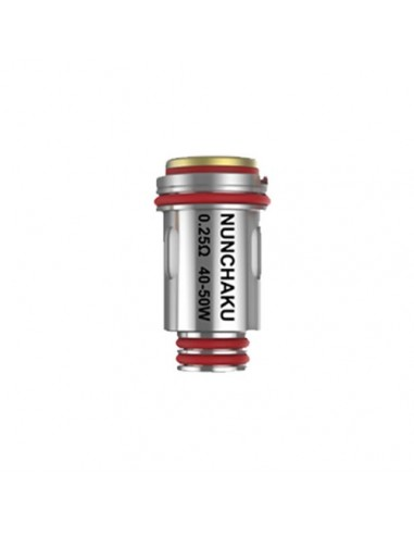 Uwell Nunchaku Replacement Coil(0.25/0.4ohm) 0.25 ohm:0 0