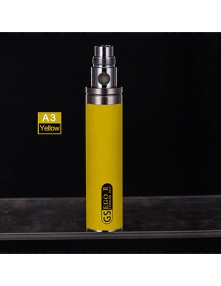 GreenSound GS EGO II 2200mAh Battery Yellow:0 0