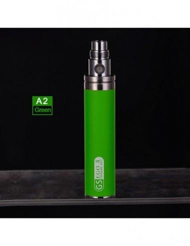 GreenSound GS EGO II 2200mAh Battery Green:0 0