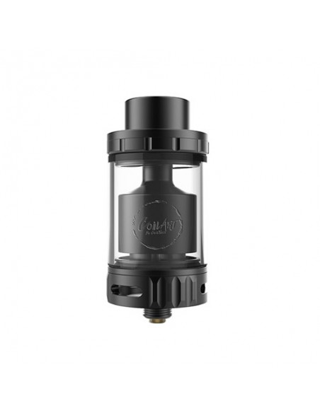 CoilART Azeroth RTA Tank(24mm/4.5ml) Black:0 0