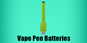 Vape Pen Batteries