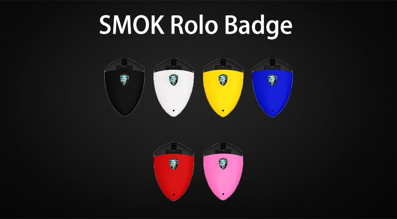 SMOK ROLO BADGE instructions