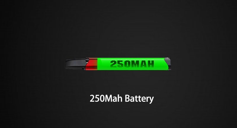 SMOK Infinix The battery