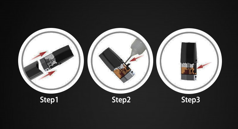 FAQ for SMOK Infinix kit-Pod System Problems