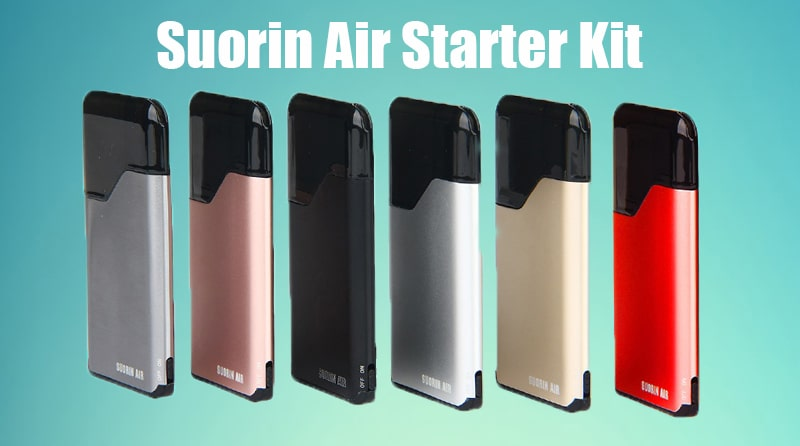Suorin Air Overview
