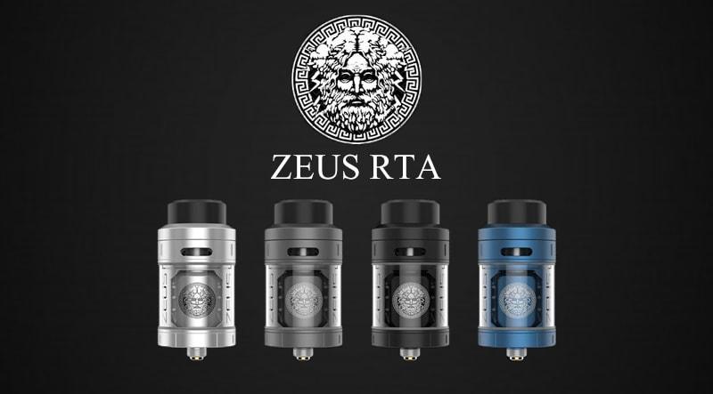 Geek Vape Zeus RTA Instructions