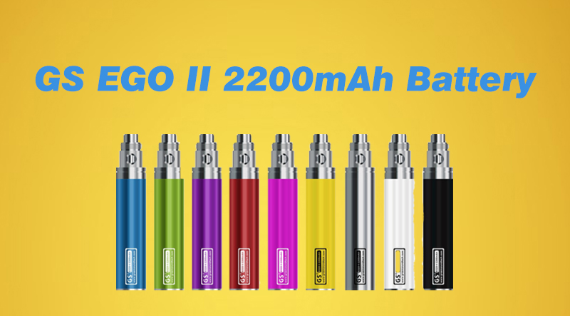 GreenSound GS EGO II 2200mAh Battery Instructions